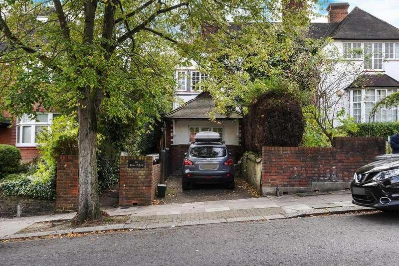 2 Bedrooms Flat for sale in Alexandra Park Road, Alexandra Park