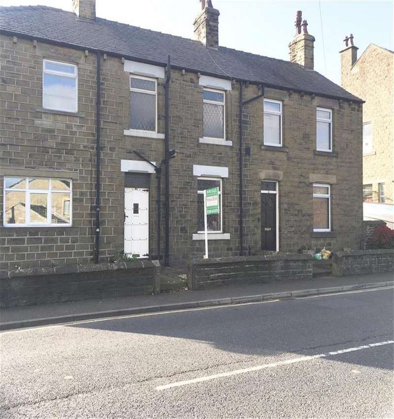 2 Bedrooms Terraced House for sale in Commercial Road, Skelmanthorpe, Huddersfield, HD8