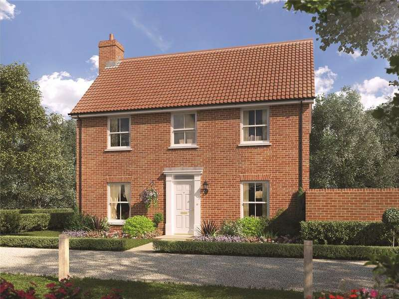 3 Bedrooms Detached House for sale in Plot 32, The Buckthorn, The Pines, Ashe Road, Tunstall, Woodbridge, IP12