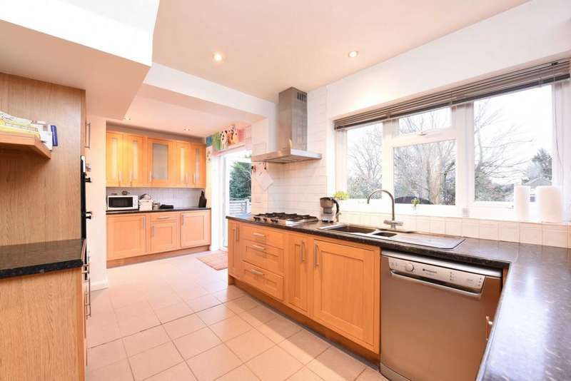 4 Bedrooms Detached House for rent in Old Rectory Gardens, Farnborough, GU14