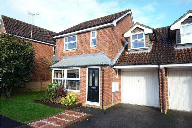 3 Bedrooms Link Detached House for sale in Thomas Drive, Warfield