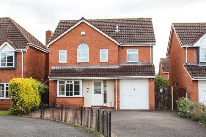 4 Bedrooms Detached House for sale in 12 Fallow Deer Lawn, Newport, Shropshire, TF10 7JF