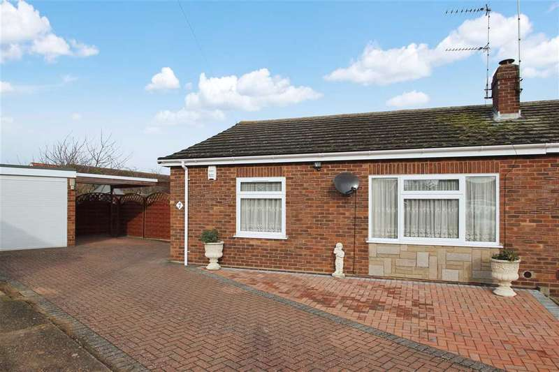 3 Bedrooms Semi Detached House for sale in Roy Close, Kesgrave, Ipswich