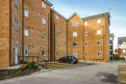2 Bedrooms Flat for sale in Egret House, Mears Beck Close, Heysham, Morecambe, LA3