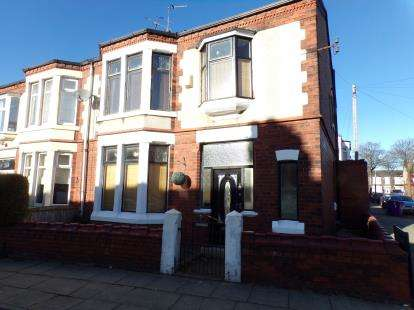 3 Bedrooms Semi Detached House for sale in Kingfield Road, Orrell Park, Liverpool, Merseyside, L9