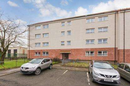 2 Bedrooms Flat for sale in Ardnahoe Avenue, Glasgow