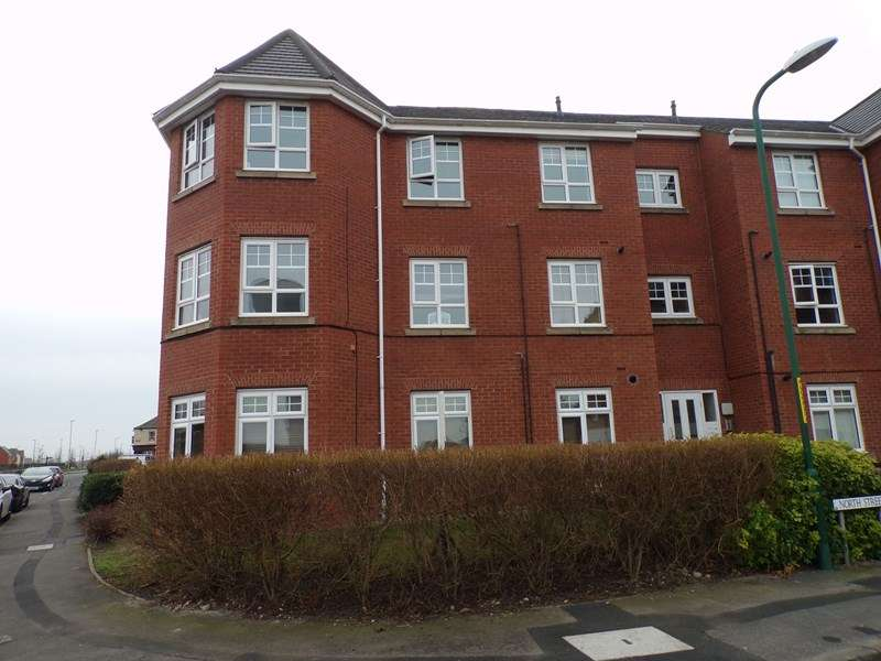 2 Bedrooms Apartment Flat for sale in North Street, Jarrow, Jarrow, Tyne and Wear, NE32 3PG