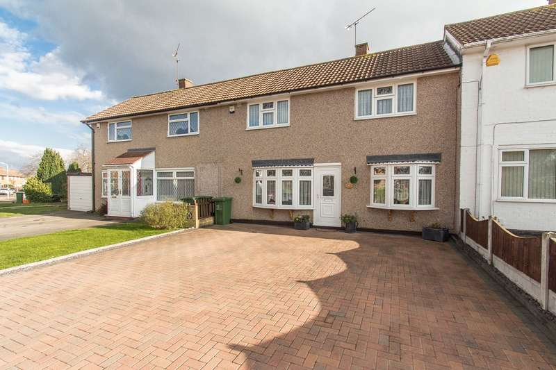 2 Bedrooms House for sale in Southcote Crescent, Basildon, SS14