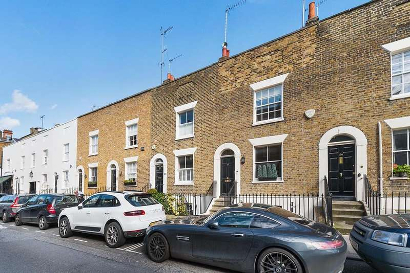 2 Bedrooms Town House for sale in Bourne Street, Belgravia SW1W