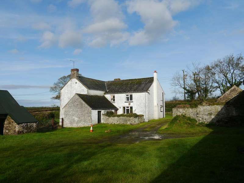 5 Bedrooms Farm House Character Property for sale in Begelly, Kilgetty SA68