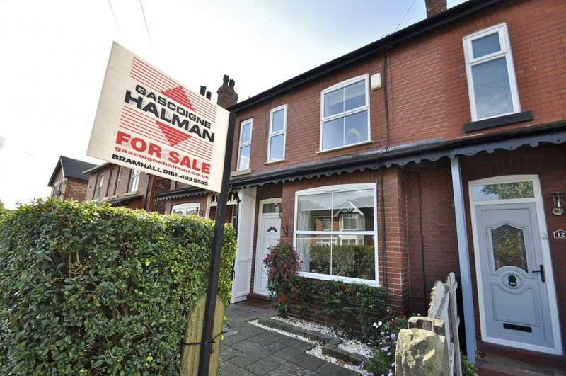 3 Bedrooms Terraced House for sale in Ravenoak Road, Cheadle Hulme