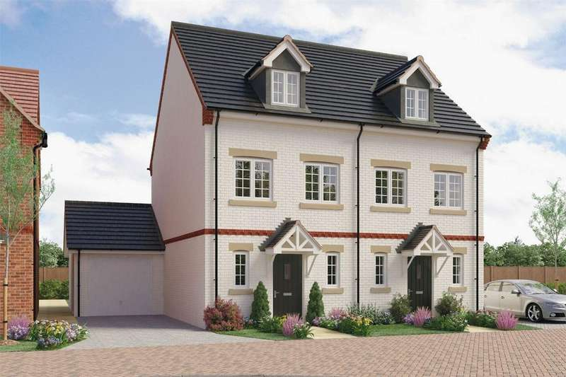 3 Bedrooms Town House for sale in Alton, Hampshire
