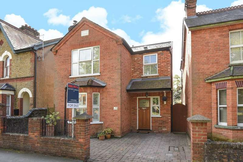 3 Bedrooms Detached House for sale in Briar Cottage, 15 Bond Street, Englefield Green