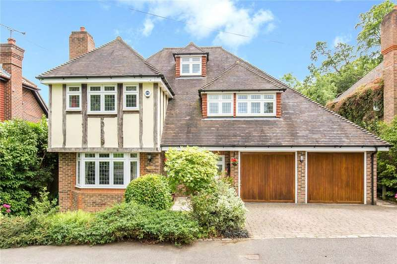 5 Bedrooms Detached House for sale in Solefields Road, Sevenoaks, Kent, TN13