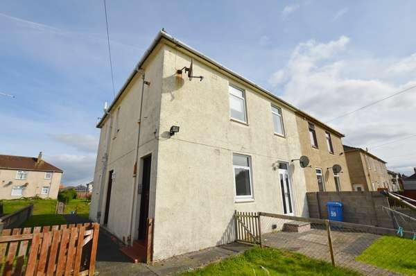 2 Bedrooms Flat for sale in 59 Glencairn Street, Stevenston, KA20 3BQ