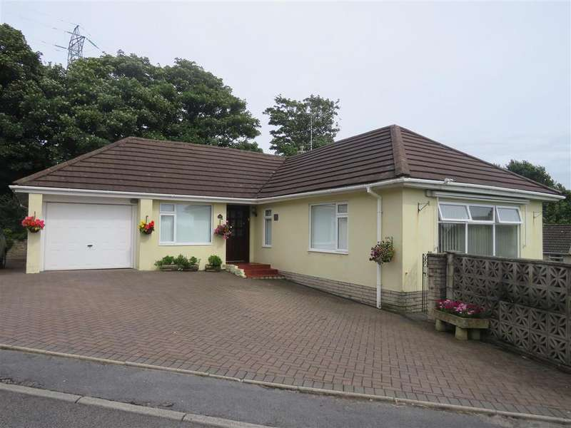 3 Bedrooms Detached Bungalow for sale in Tyle Teg, Burry Port