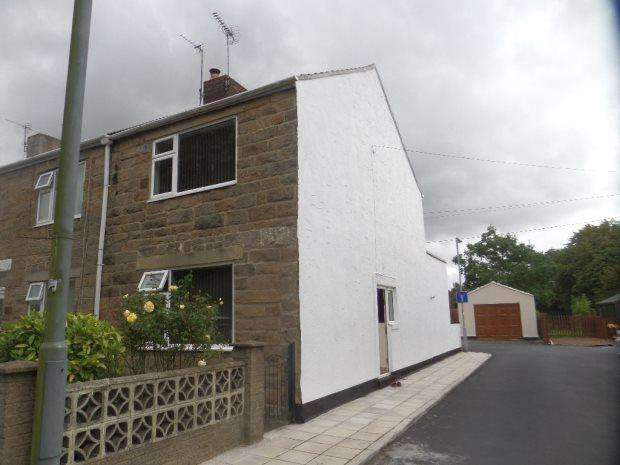 2 Bedrooms Terraced House for sale in DURHAM ROAD, SPENNYMOOR, SPENNYMOOR DISTRICT