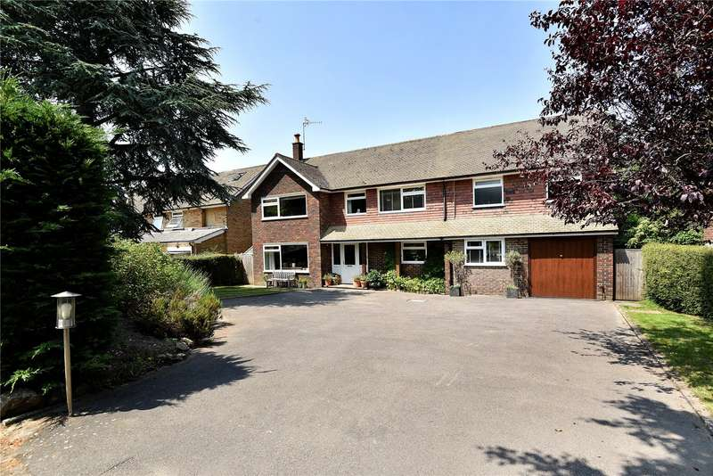 5 Bedrooms Detached House for sale in Forest Road, Tunbridge Wells