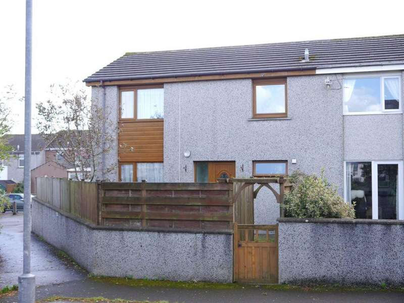 3 Bedrooms End Of Terrace House for sale in 30 Torness, Kirkwall