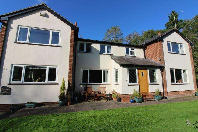 4 Bedrooms Detached House for sale in Picton Valley, Chester