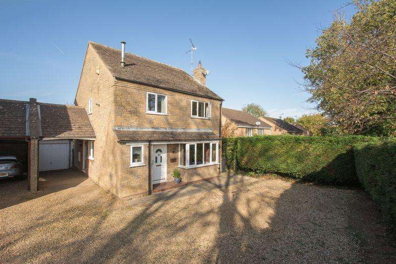 4 Bedrooms Detached House for sale in Wansford Road, Elton