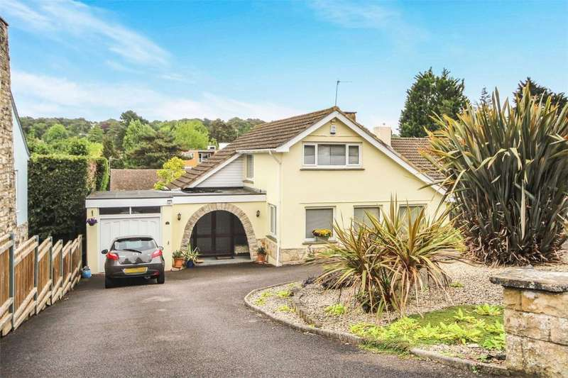 3 Bedrooms Detached Bungalow for sale in Ipswich Road, Westbourne, BOURNEMOUTH, Dorset