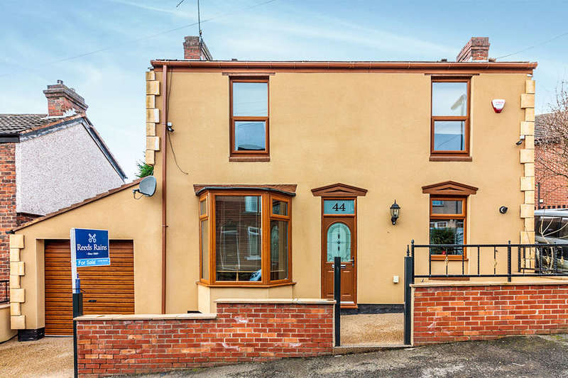 2 Bedrooms Detached House for sale in Claremont Street, Rotherham, S61