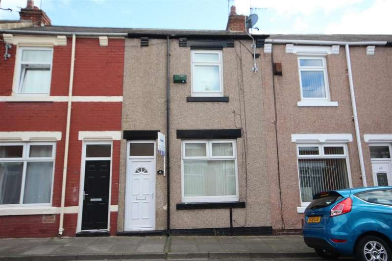 3 Bedrooms Terraced House for sale in Kimberley Street, Elwick Road, Hartlepool