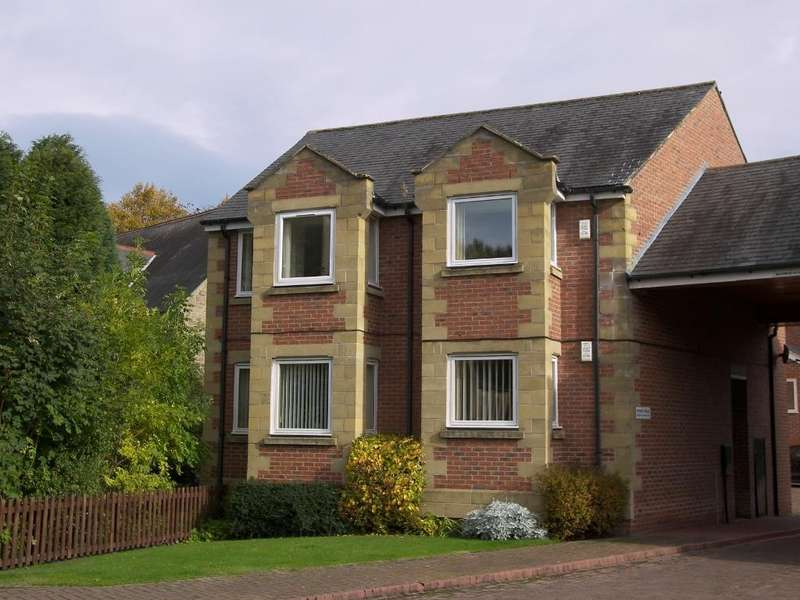 2 Bedrooms Flat for sale in Wellway Court, Morpeth