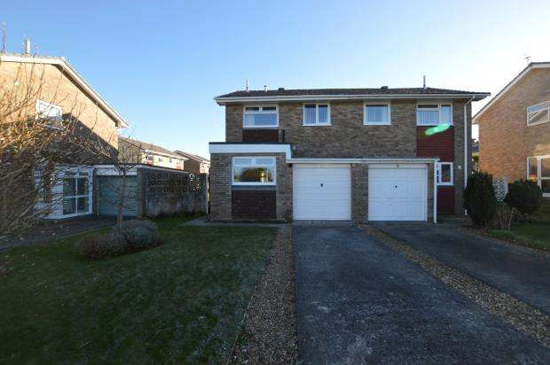 3 Bedrooms Semi Detached House for sale in Raphael Drive, Elburton, Plymouth, Devon