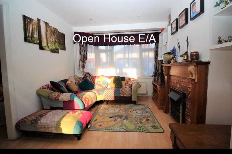 2 Bedrooms Semi Detached House for rent in Hilcroft Crescent, Ruislip, HA4 9HN