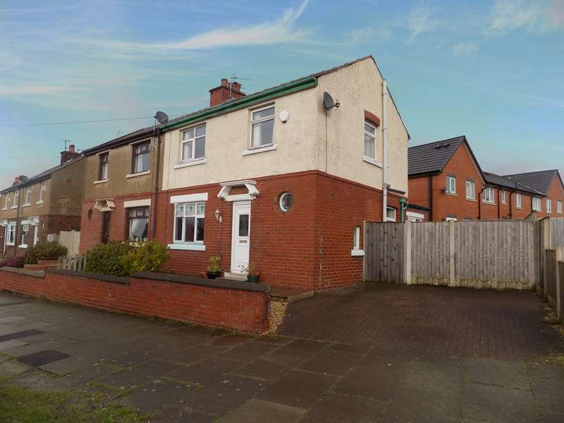 2 Bedrooms Semi Detached House for sale in Collingwood Road, Chorley, PR7