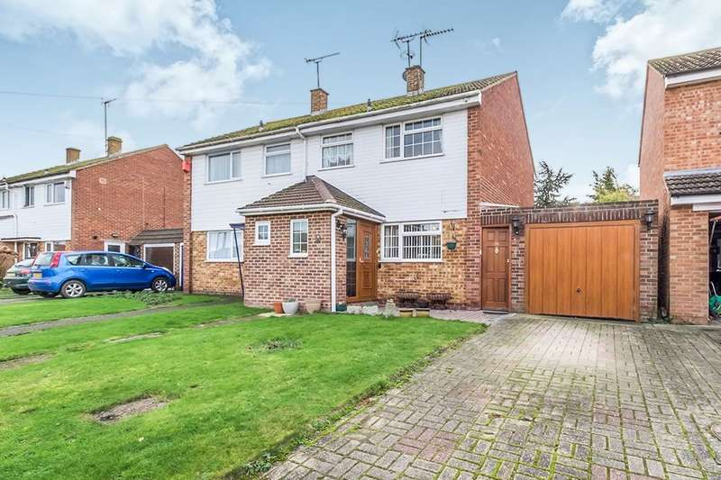 3 Bedrooms Semi Detached House for sale in North Road, Cliffe, Rochester, ME3