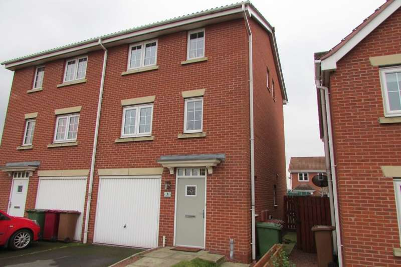 3 Bedrooms Property for sale in Kingfisher Way, Scunthorpe, DN16