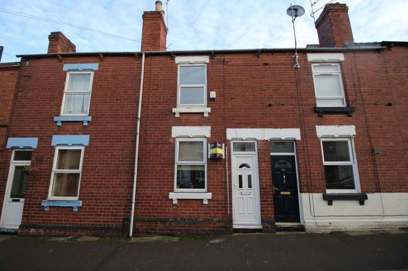 2 Bedrooms Property for sale in Beechfield Road, Hyde Park, Doncaster, DN1