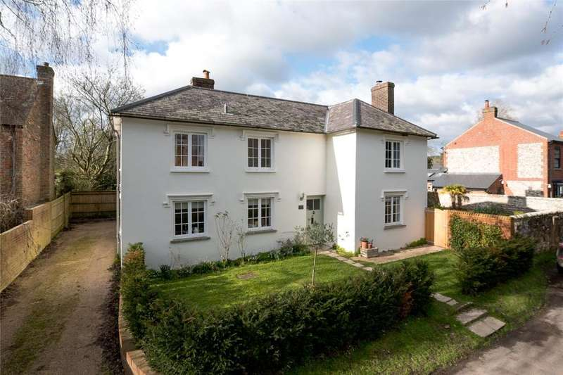 4 Bedrooms Detached House for sale in Church Lane, Funtington, Chichester, West Sussex, PO18