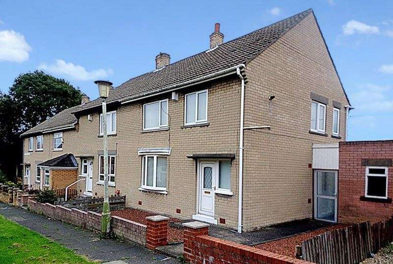 3 Bedrooms Property for sale in Windermere Crescent, Blaydon-on-Tyne, Tyne and Wear, NE21 6QE