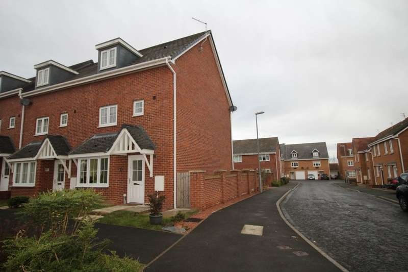 4 Bedrooms Semi Detached House for sale in Horton Park, Blyth, NE24