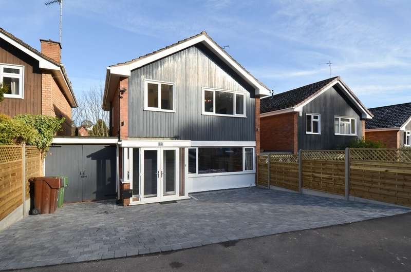 3 Bedrooms Link Detached House for sale in Lickey Coppice, Cofton Hackett, Birmingham, B45