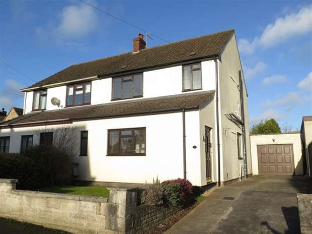 3 Bedrooms Semi Detached House for sale in Seymour Close