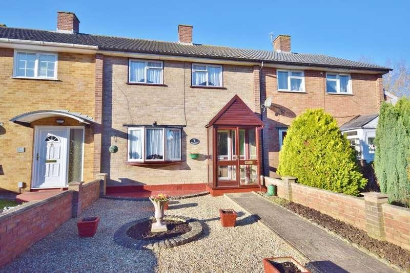 2 Bedrooms Terraced House for sale in South Ham, Basingstoke, RG22