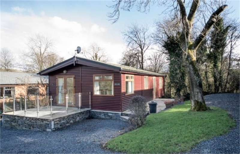 3 Bedrooms Park Home Mobile Home for sale in The Pastures, Allithwaite, Cartmel, Cumbria
