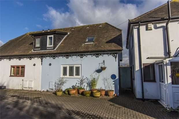 2 Bedrooms Semi Detached House for sale in Riverside Mews, Dutton Lane, EASTLEIGH, Hampshire