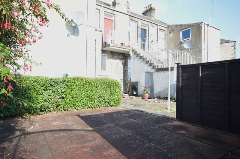 1 Bedroom Flat for sale in Hill Street, Dysart, Kirkcaldy, KY1