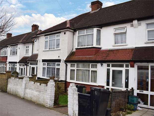 3 Bedrooms Terraced House for sale in Harrington Road, London