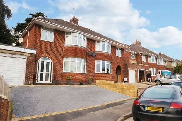3 Bedrooms Semi Detached House for sale in Hesketh Crescent, Swindon, Wiltshire