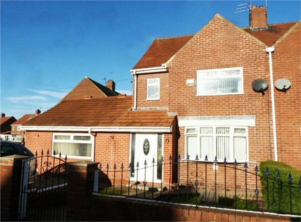 3 Bedrooms Semi Detached House for sale in Quarry Road, Sunderland, Tyne and Wear