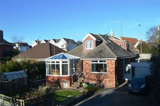 4 Bedrooms Detached House for sale in 24b Salterton Road, EXMOUTH, Devon