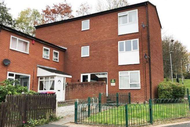 2 Bedrooms Flat for sale in 37 Chirbury, Stirchley, Telford, Shropshire, TF3 1UH