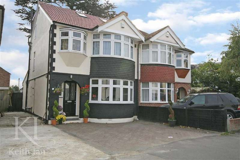 4 Bedrooms Semi Detached House for sale in Blindmans Lane, Cheshunt